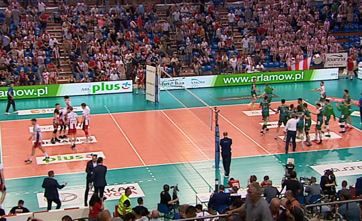 Asseco Resovia przegrała z Olsztynem. Decydujący mecz jutro
