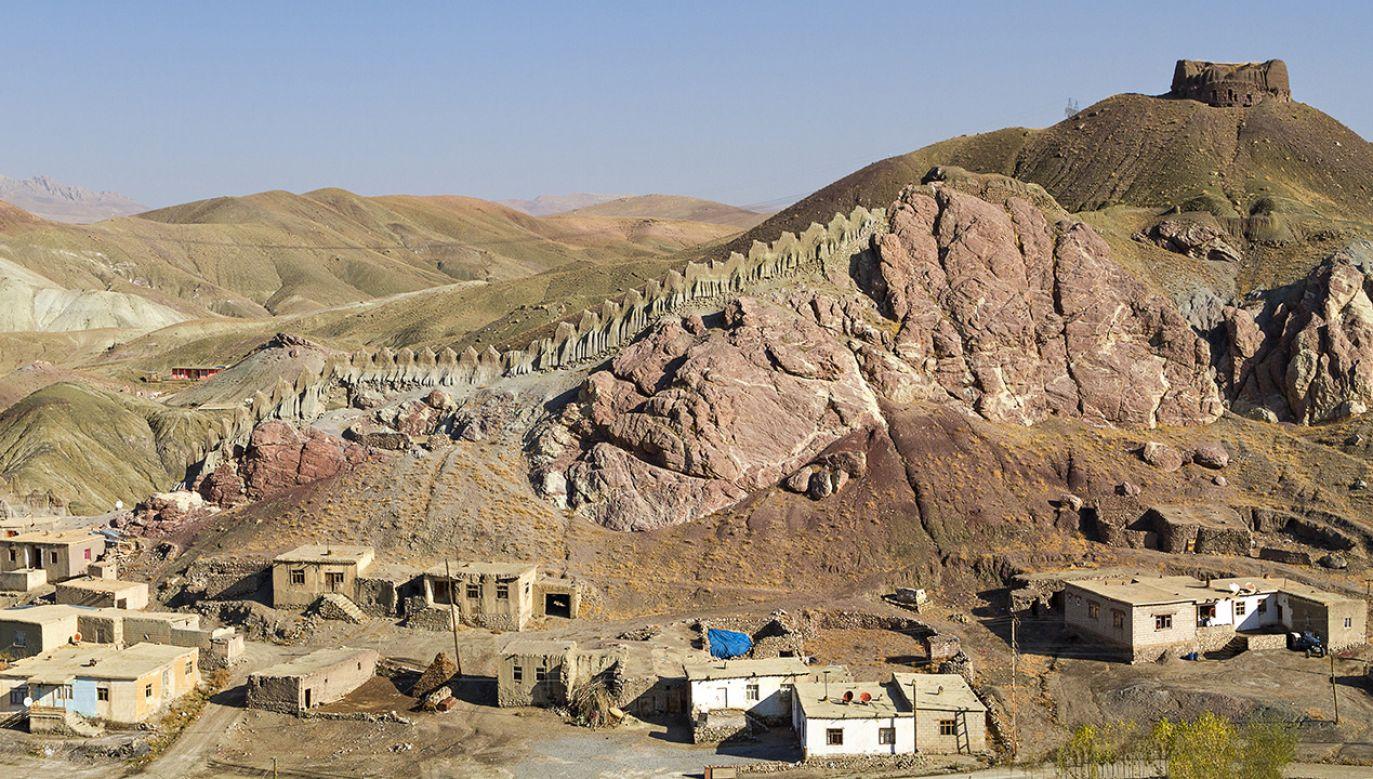 W niepozornej osadzie Çavuştepe archeolodzy trafili na prawdziwe skarby (fot. Shutterstock/MehmetO)