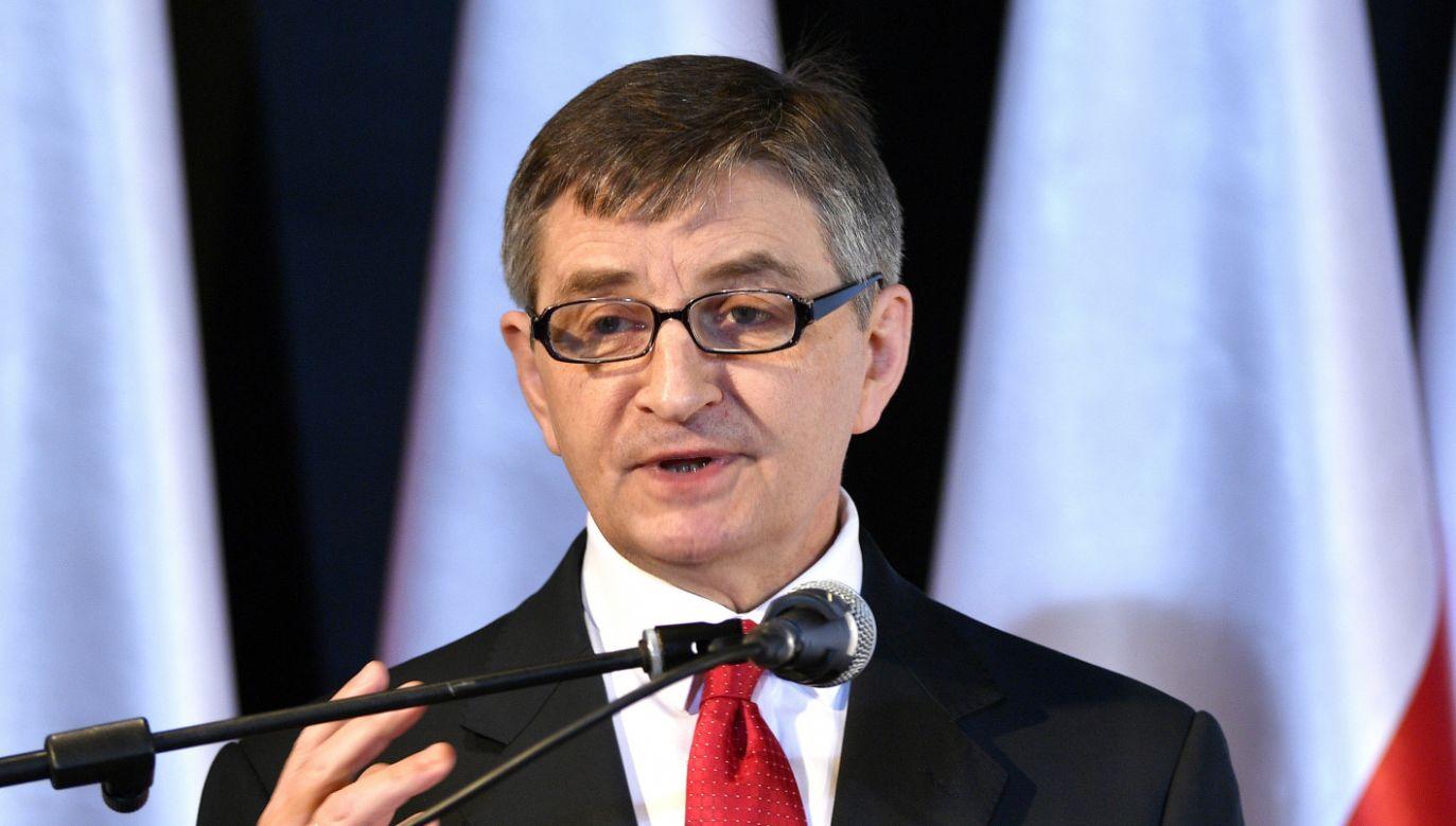 Marek Kuchciński (fot. PAP/Darek Delmanowicz)