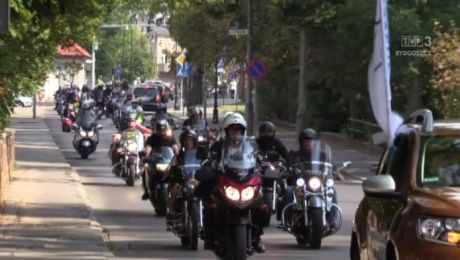 XII Ogólnopolski Zlot Moto w Choceniu