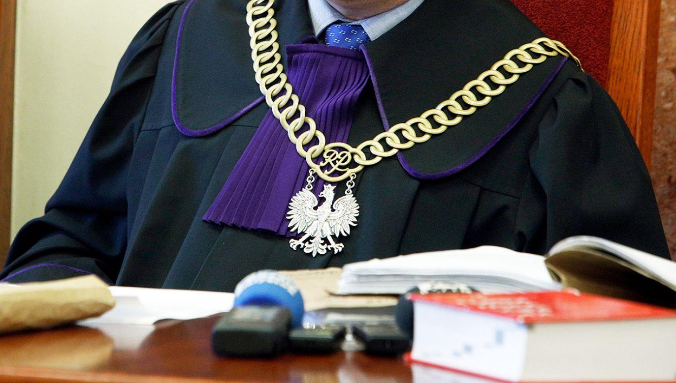 """W """"Kwadransie politycznym"""" o reformie wymiaru sprawiedliwości (fot. PAP/Artur Reszko)"""
