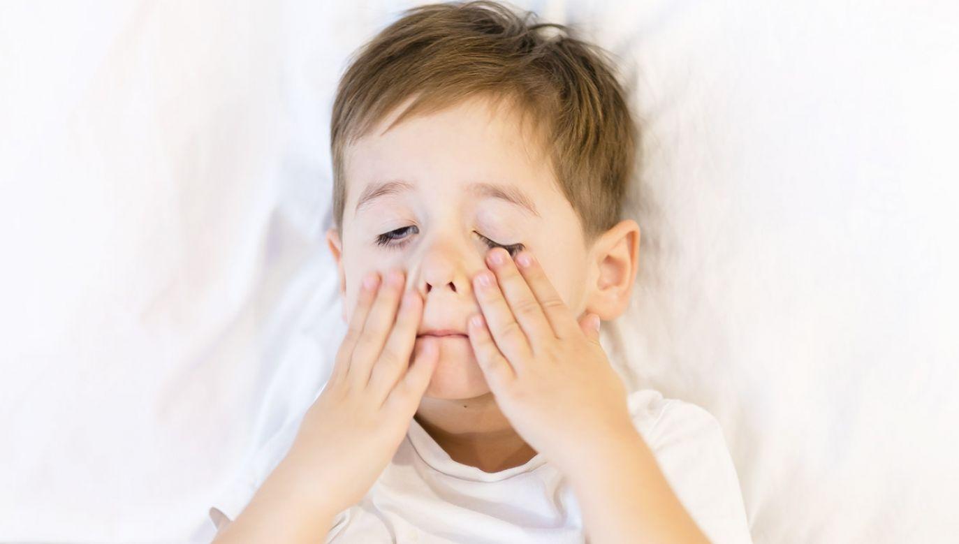 Chłopiec miał 1,8 promila alkoholu w organizmie (fot. Shutterstock/Elvira Koneva, zdjęcie ilustracyjne)