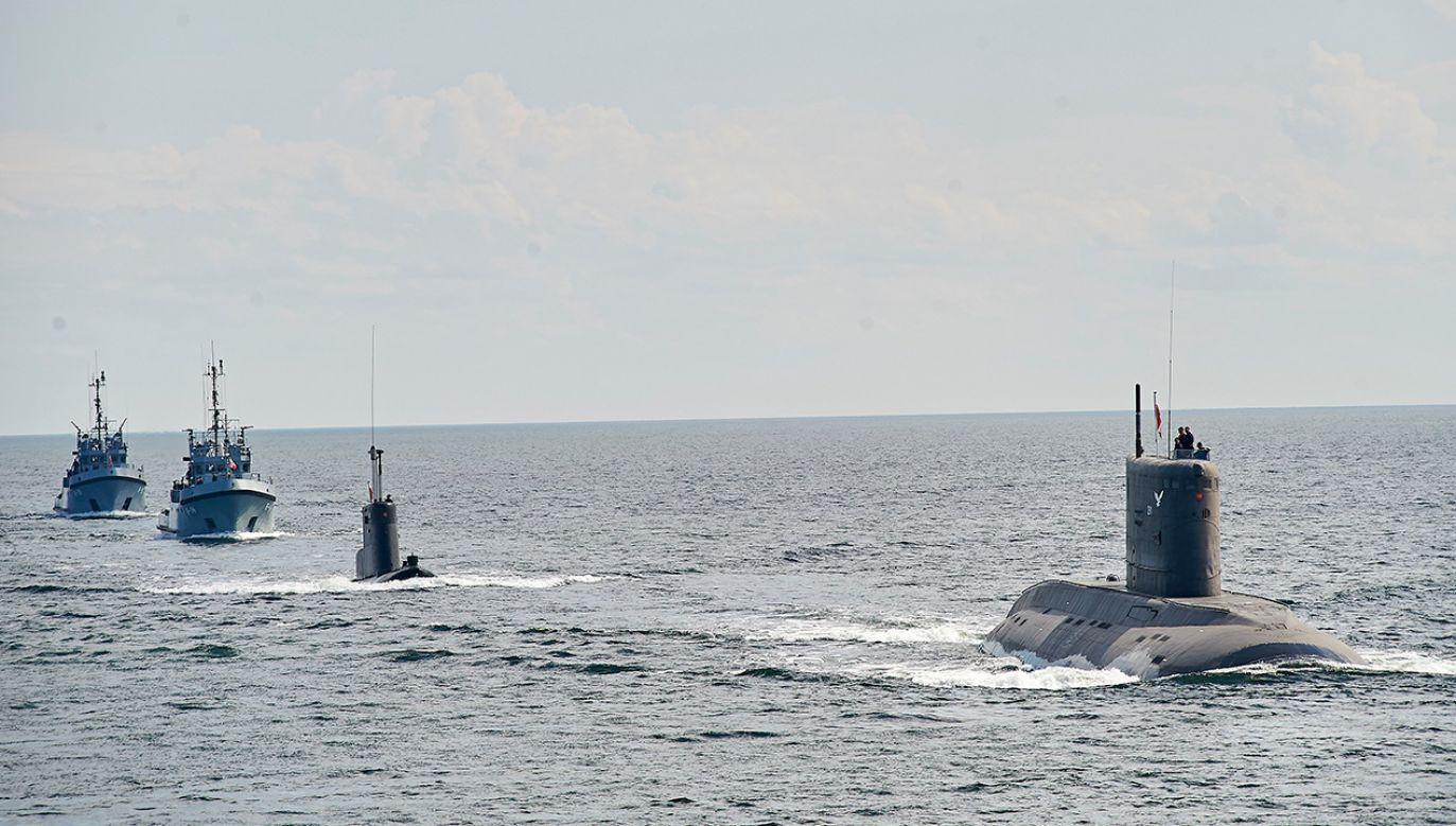 3 Flotylla Okrętów Marynarki Wojennej (fot. arch. PAP/Dominik Kulaszewicz)