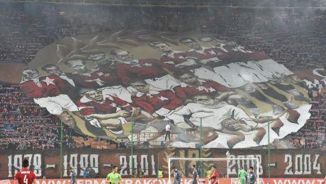 Naukowcy AGH mierzyli poziom dopingu na meczu Wisła-Legia (fot. PAP/Jacek Bednarczyk)