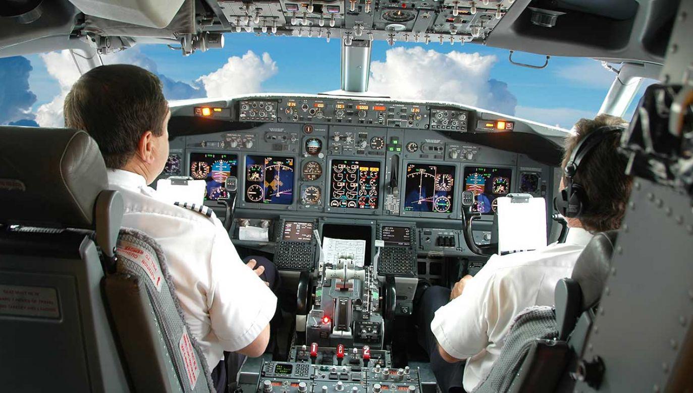 Pomyłka wyszła na jaw krótko przed lądowaniem (fot. Shutterstock/Carlos E. Santa Maria)