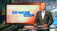 """Mateusz Burdziński, """"Co niesie dzień"""" (fot. TVP3 Szczecin)"""