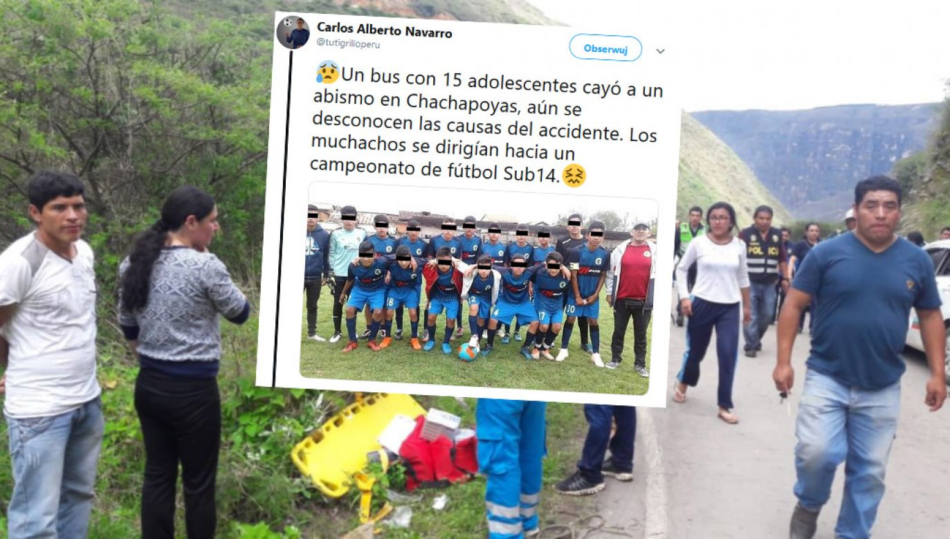 (fot. tt/Carlos Alberto Navarro/peruwiańskie Ministerstwo Zdrowia)