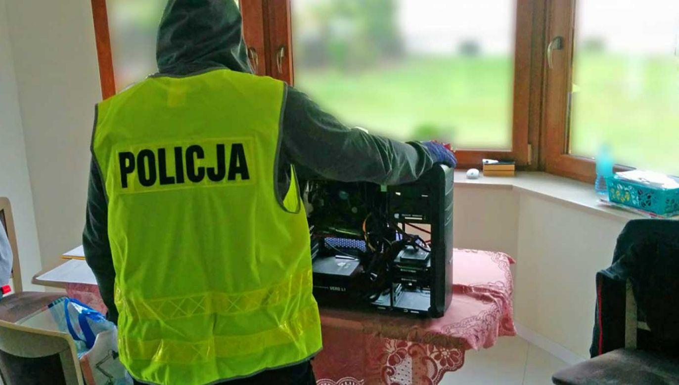 Nastolatkowie przyznali się do winy (fot. opolska.policja.gov.pl)