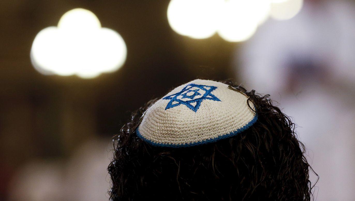 """""""Nie przebaczymy"""" – mówił Israel Katz  (fot. REUTERS/Alessandro Bianchi)"""
