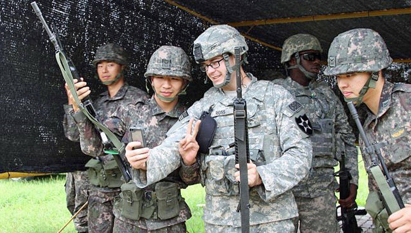 Wspólne ćwiczenia miały się odbyć w sierpniu (fot. US Army)