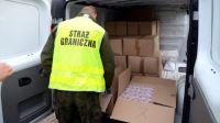 Warmińsko-mazurska straż graniczna podsumowała miniony rok