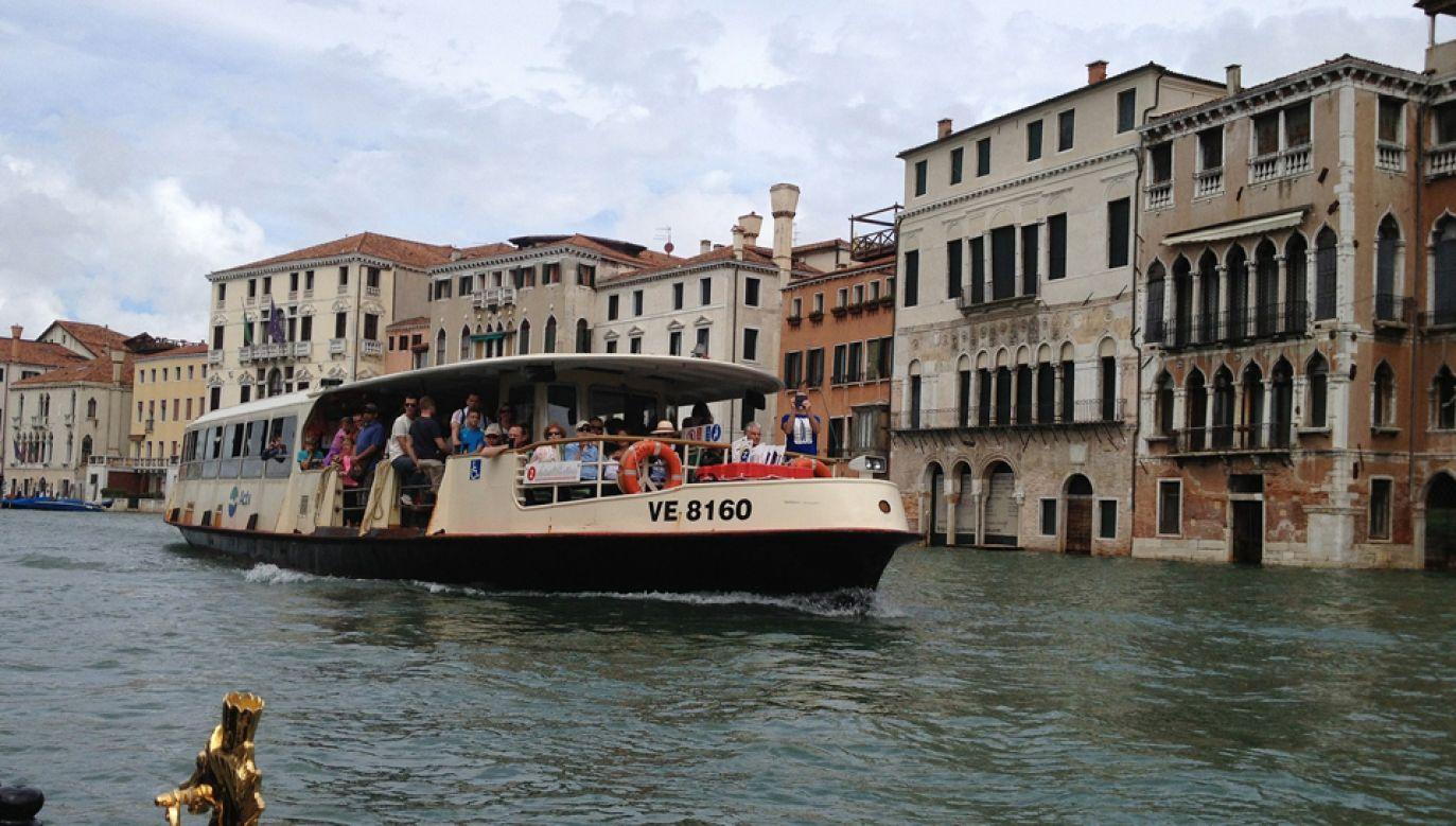 Tramwaje wodne w Wenecji zyskają nowe, ekologiczne  paliwo (fot. pixabay/emma2009)