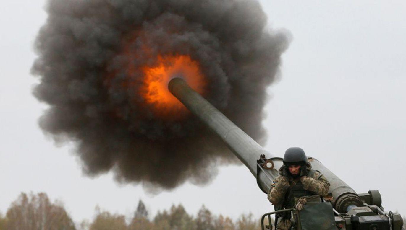 Pentagon wspomoże finansowo armię ukraińską (fot. REUTERS/Valentyn Ogirenko)