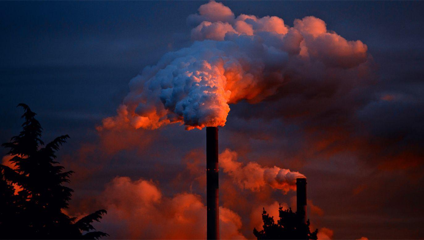 Tylko w Chinach emisja dwutlenku węgla wzrosła w tym roku o 3,5 proc. (fot. Pexels)