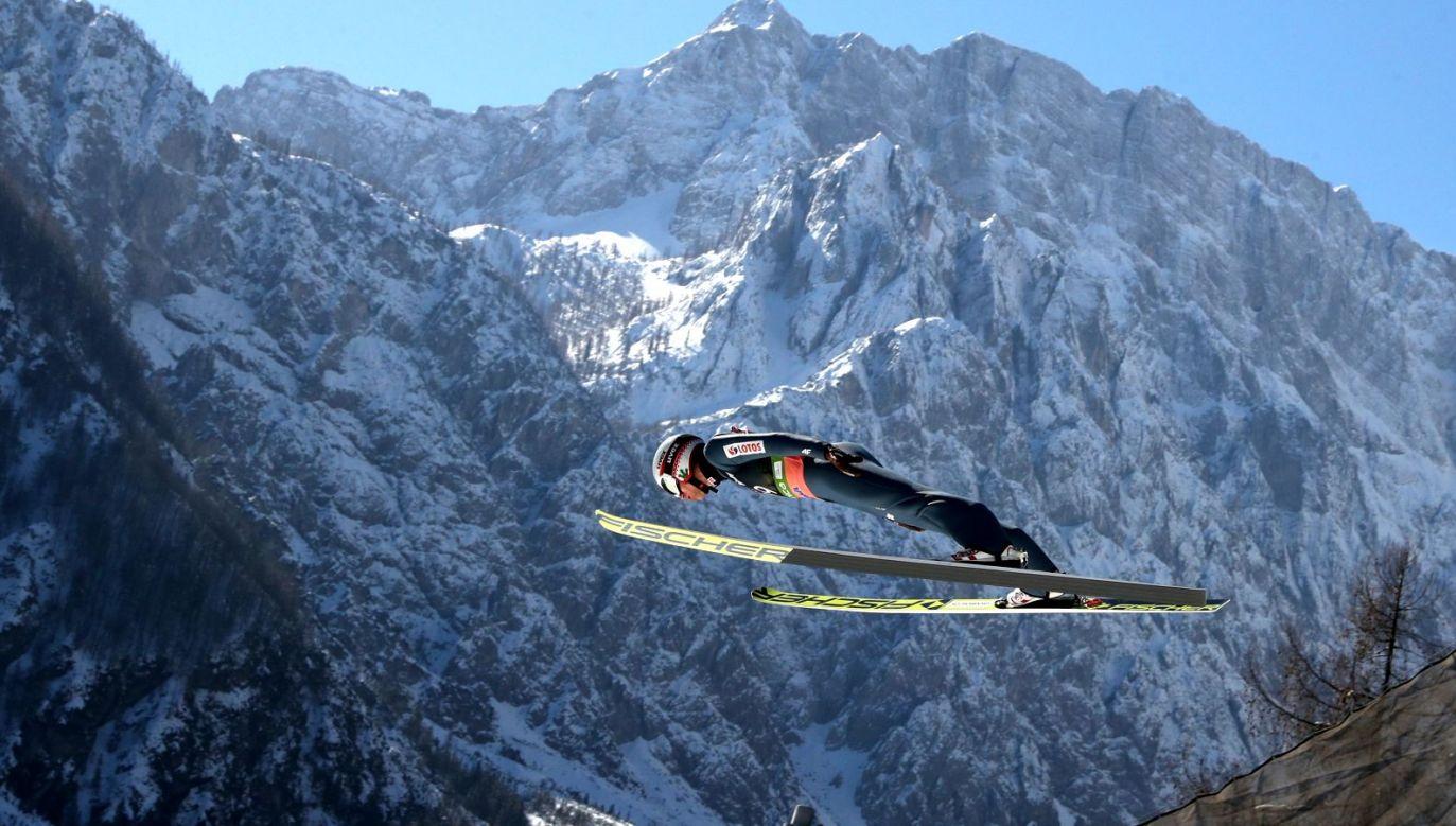 Planica. Kamil Stoch, rekordzista Letalnicy (fot. Getty)