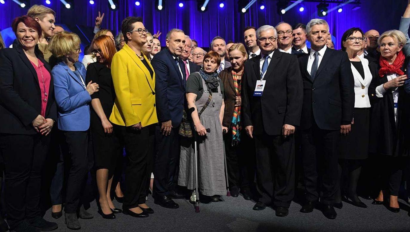 Zdaniem Jakiego Koalicja Europejska nadal kluczy ws. mienia bezspadkowego i ustawy 447 (fot.  arch. PAP/Radek Pietruszka)