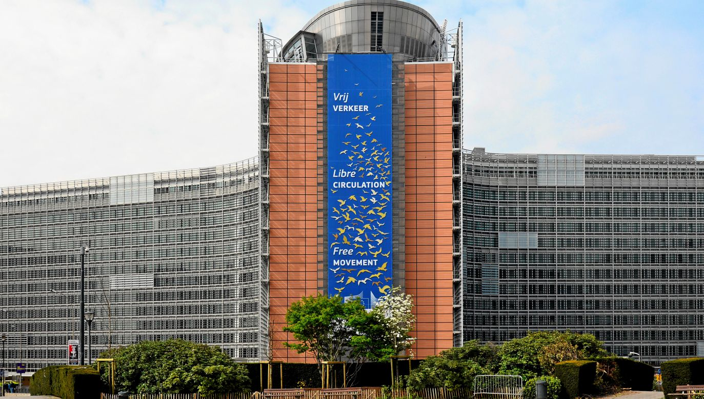 The building of the European Commission in Brussels. Photo: flickr/Stephane Mignon