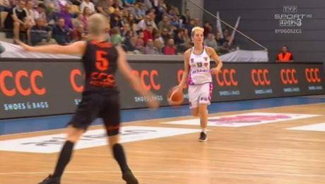 Pierwsza porażka koszykarek Artego w finale ligi