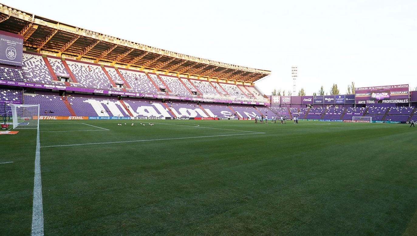 Ekipa z Valladolid sezon rozpoczęła od dwóch remisów i porażki (fot. REUTERS/Sergio Perez)