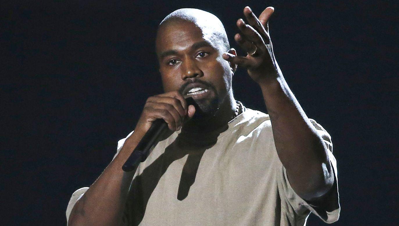 Kanye West uznawany jest za jednego z najważniejszych raperów XXI w. (fot. REUTERS/Mario Anzuoni)