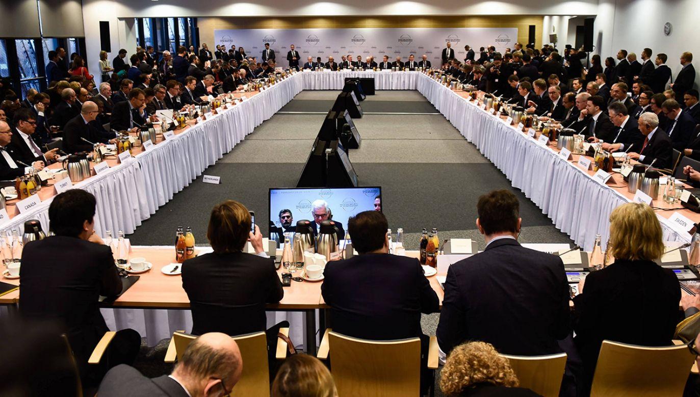 Światowe media oceniają konferencję w Warszawie  (fot.  arch. PAP/Abaca)
