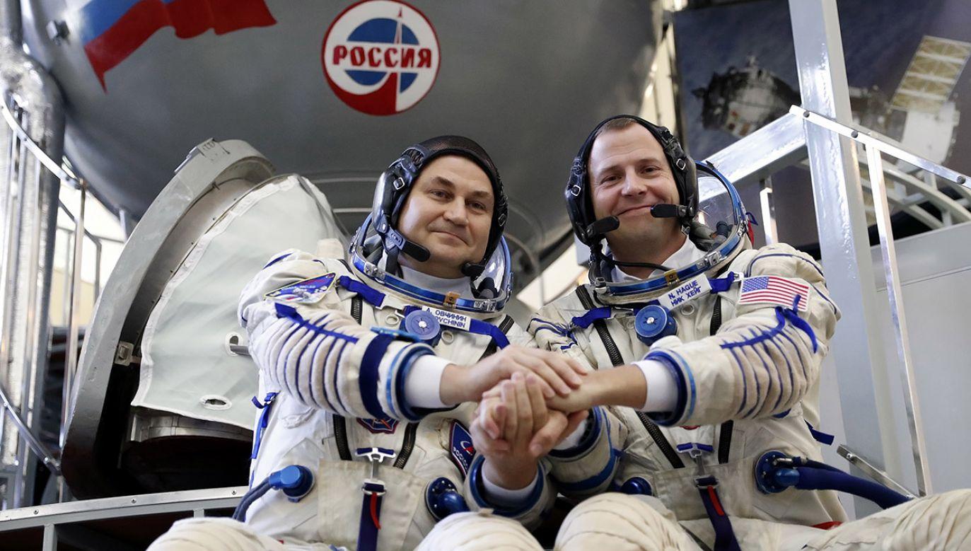 Centrum Wyszkolenia Kosmonautów im. J. Gagarina w Gwiezdnym Miasteczku pod Moskwą (fot. PAP/EPA/MAXIM SHIPENKOV)