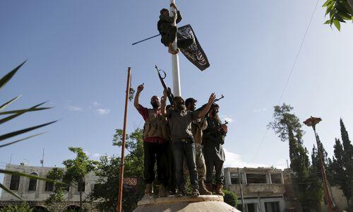 Al-Kaida (fot. REUTERS/Khalil Ashawi)