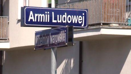 """Będą nowe, """"wojenne"""", nazwy ulic na Podgórzu"""