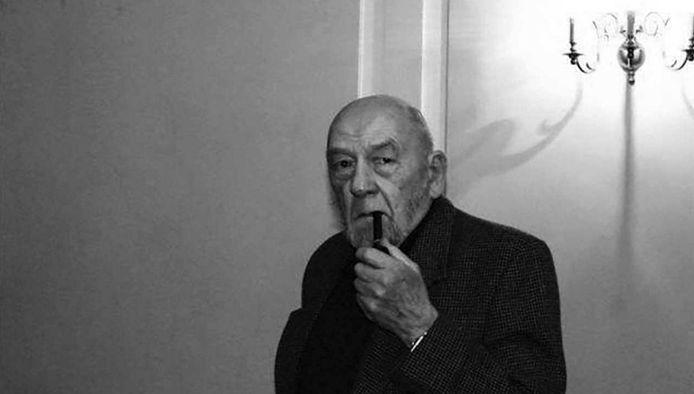 Muzyk miał 84 lata (fot. FB/Zbigniew Penherski)