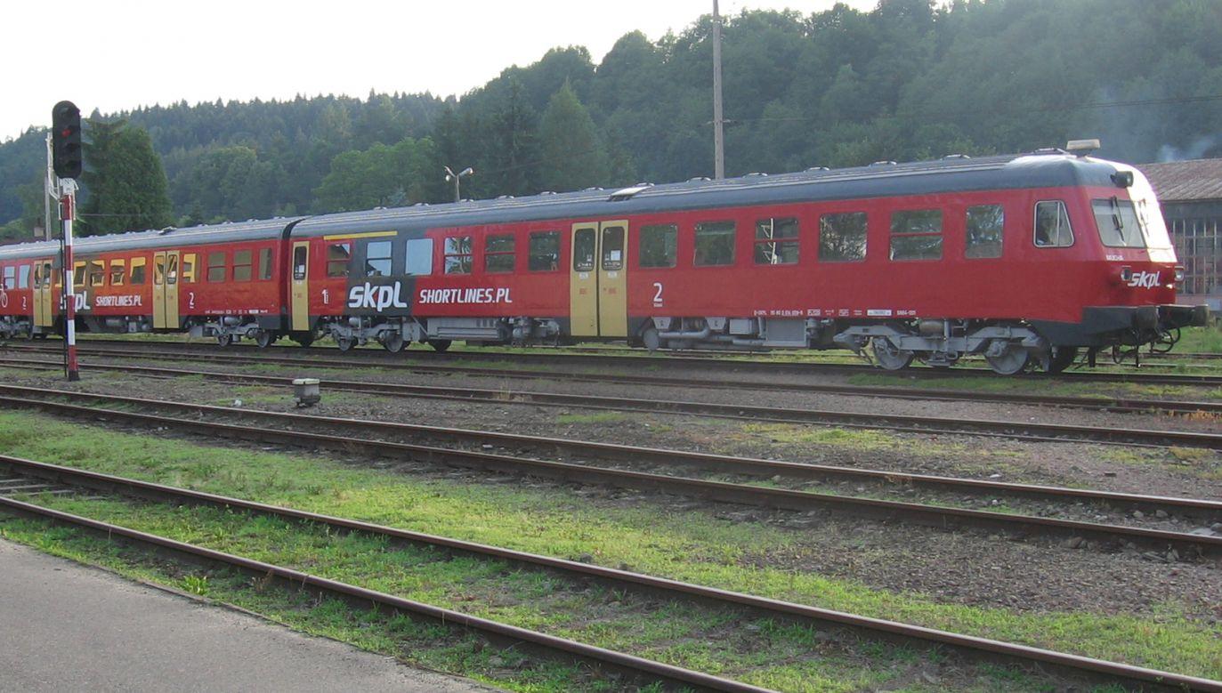 Wśród pasażerów pociągu prawdopodobnie nie ma poszkodowanych (fot. Wikipedia/Sw3)