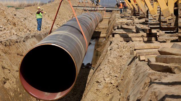 W latach 2020 i 2021 opłaty ponoszone przez odbiorców za dostawy gazu mogą wzrosnąć o ponad 8 proc. (fot. Sean Gallup/Getty Images)