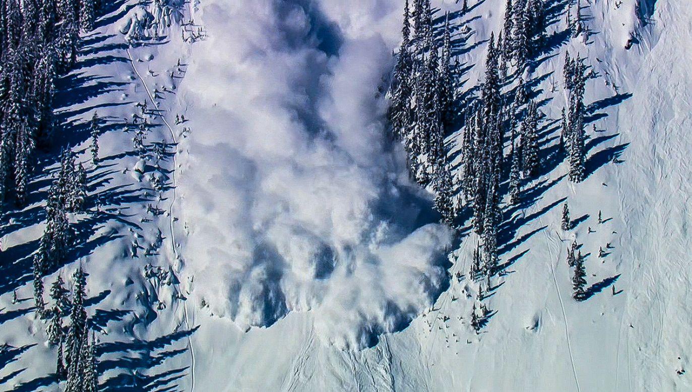 Aktualnie zagrożenie lawinowe jest jeszcze stosunkowo niewielkie (fot. Shutterstock/NaniP)