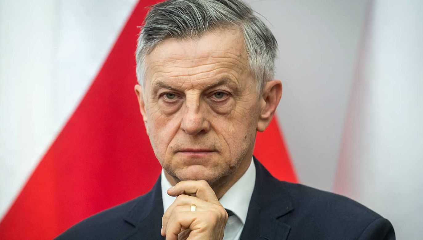 """Doradca prezydenta podkreślił, że TSUE """"nie tworzy polskiego prawa"""" (fot. arch. PAP/Tytus Żmijewski)"""