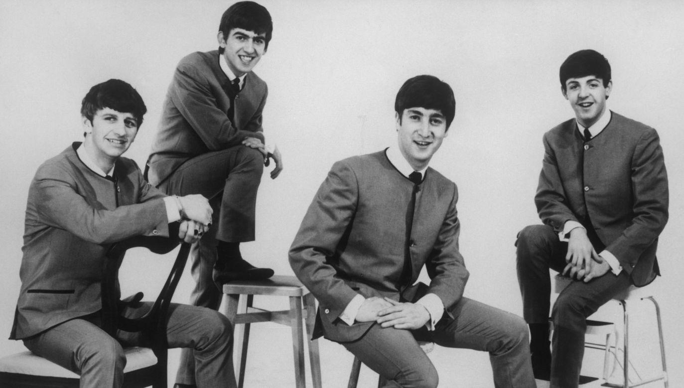 Film Petera Jacksona o Beatlesach powstanie na podstawie oryginalnych nagrań zespołu (fot. PAP/DPA)