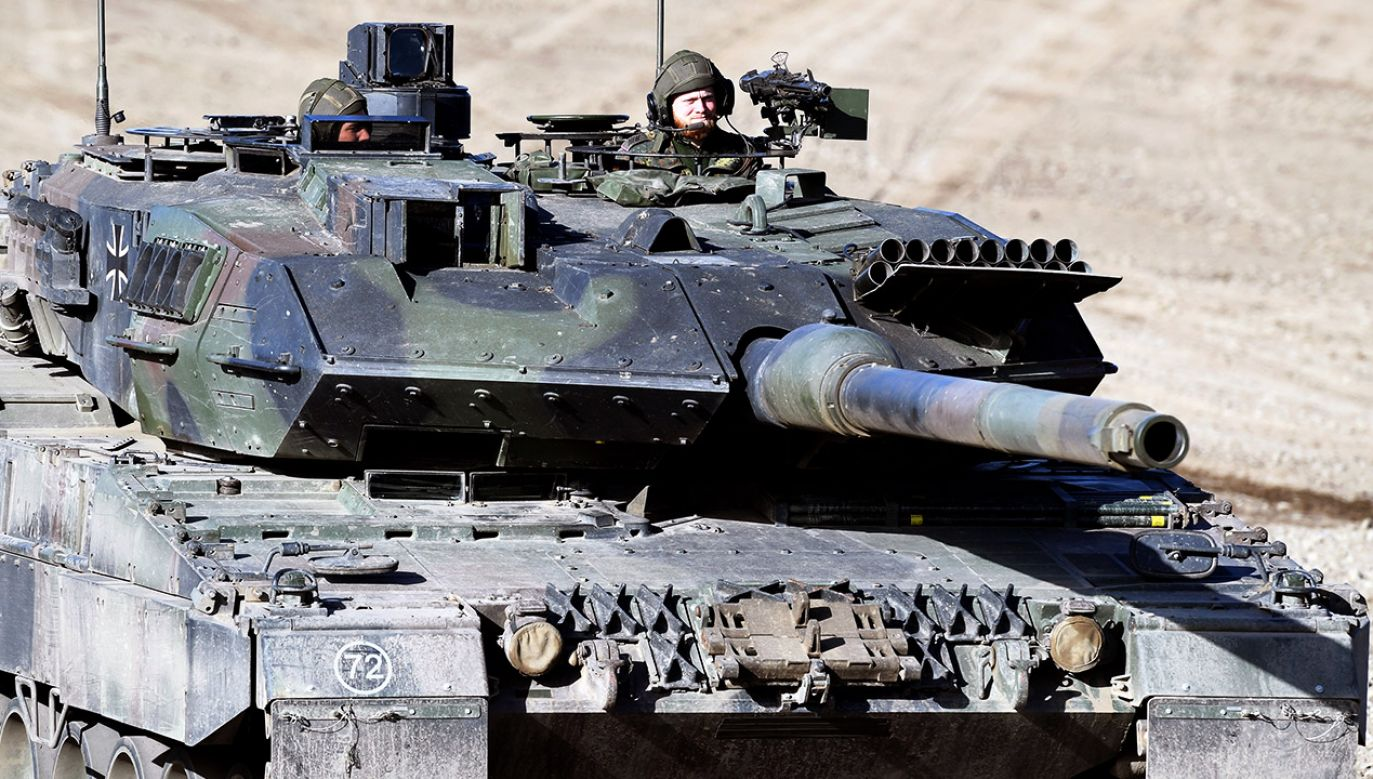 Bundeswehra jest od lat niedofinansowana (fot. REUTERS/Fabian Bimmer)