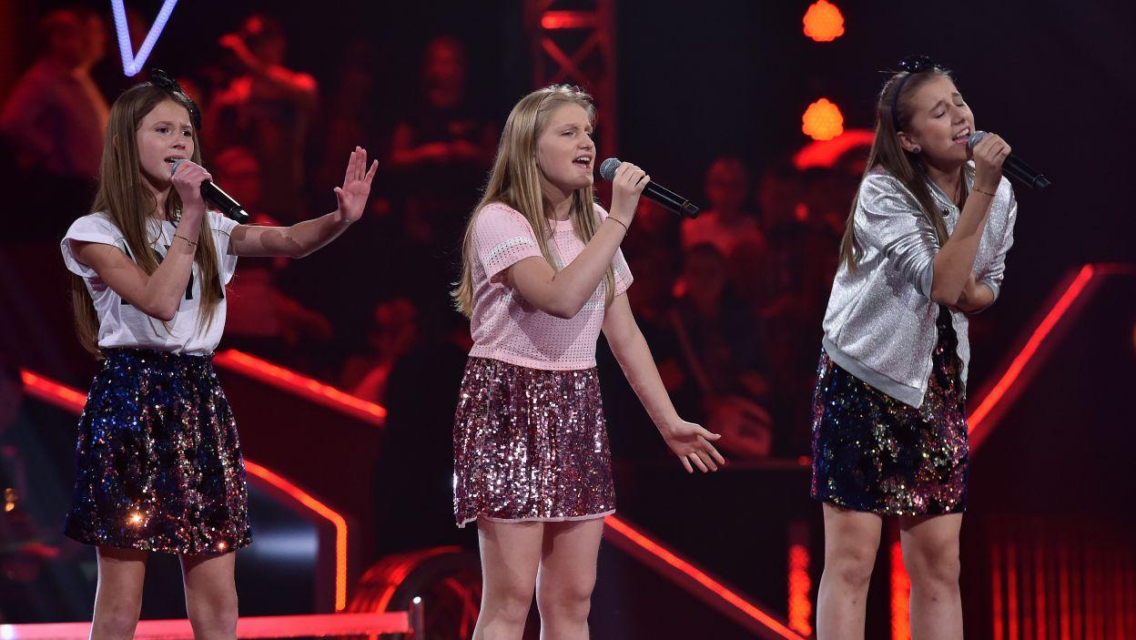 – To była torpeda! – Edyta już wytypowała swoje następczynie. Roksana, Gabriela i Alicja pokazały, co to znaczy zawładnąć sceną! Jak wybrać wśród tak doskonałych wokalistek? (Fot. I. Sobieszczuk/TVP)