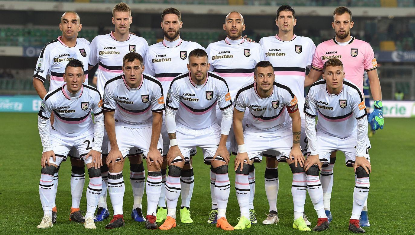 W przeszłości barw Palermo bronili m.in. Argentyńczyk Paulo Dybala oraz Urugwajczyk Edinson Cavani (fot. M. Puglia/Getty Images)