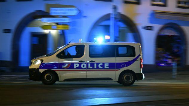 Francuska policja nie udaremniła zamachu (fot. PAP/EPA/PATRICK SEEGER)