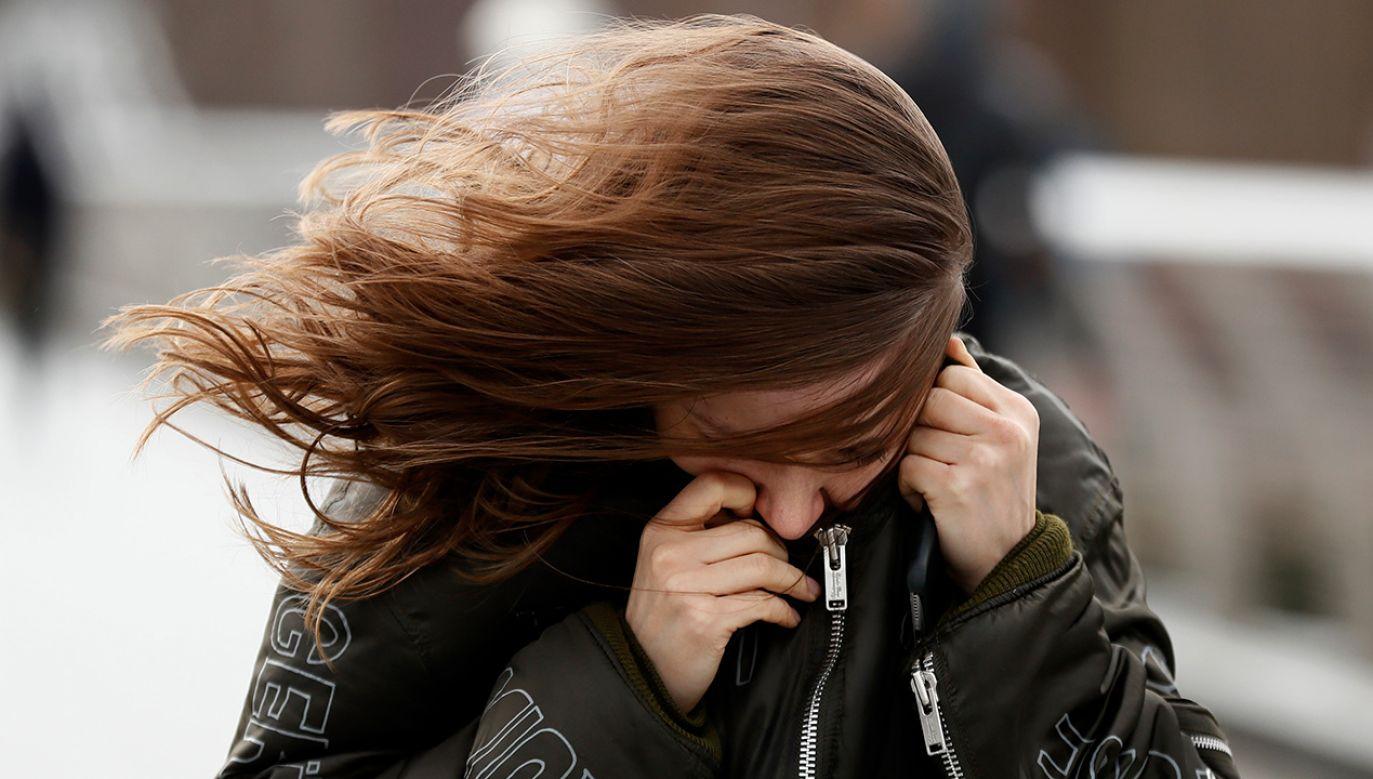 W środę we wschodniej połowie Polski początkowo zachmurzenie małe i umiarkowane (fot. REUTERS/Stefan Wermuth)