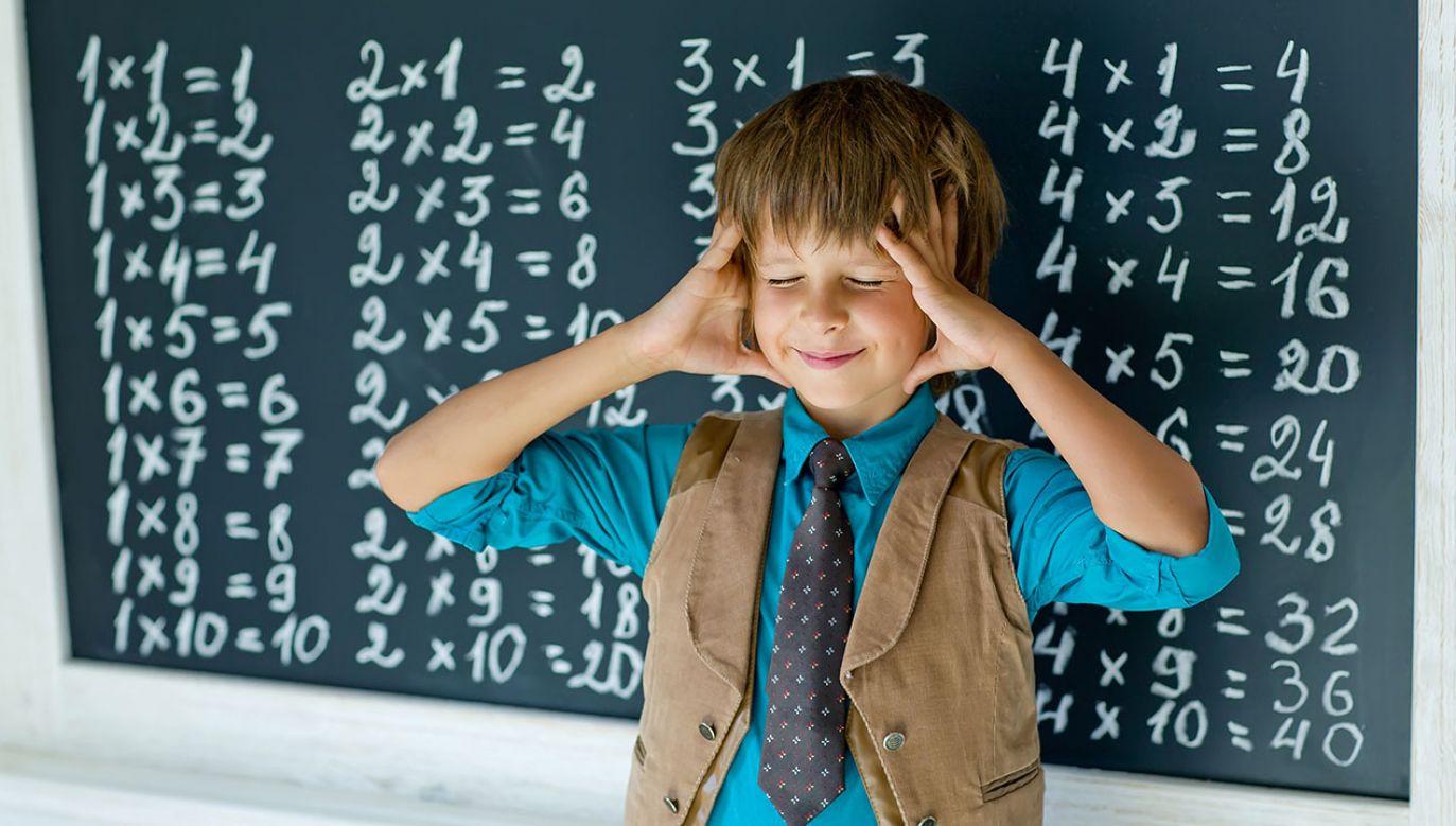 Sposoby na tabliczkę mnożenia (fot. Shutterstock/Nina Buday)