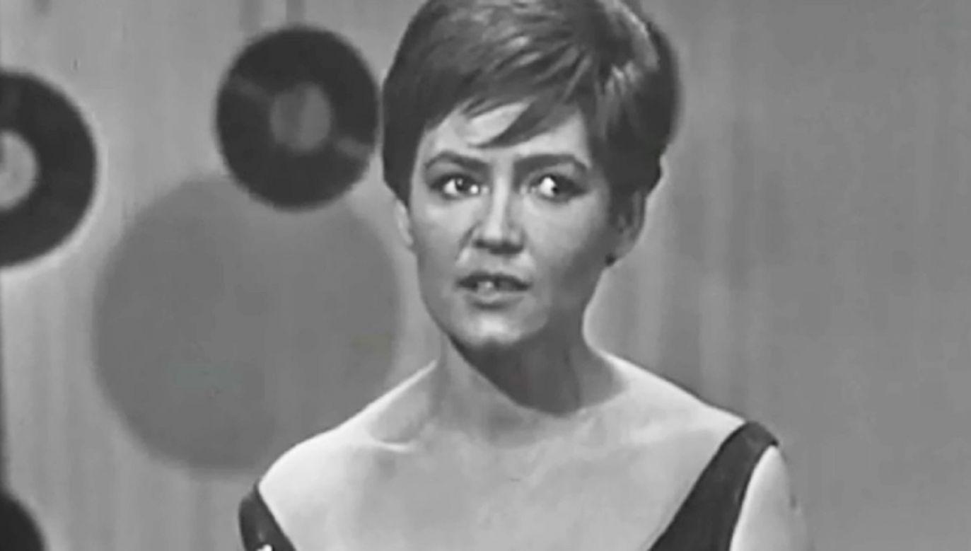 Regina Bielska 1928-2018 (fot. TVP)