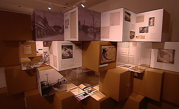 Wystawy poświęcone 80-leciu powstania COP
