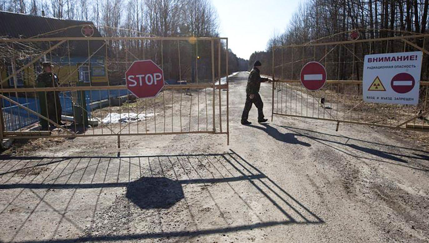 Białoruś otworzy skażone tereny Czarnobyla dla zwiedzających (fot. REUTERSVasily Fedosenko)