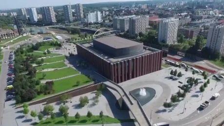Siedziba NOSPR fot. TVP3 Katowice