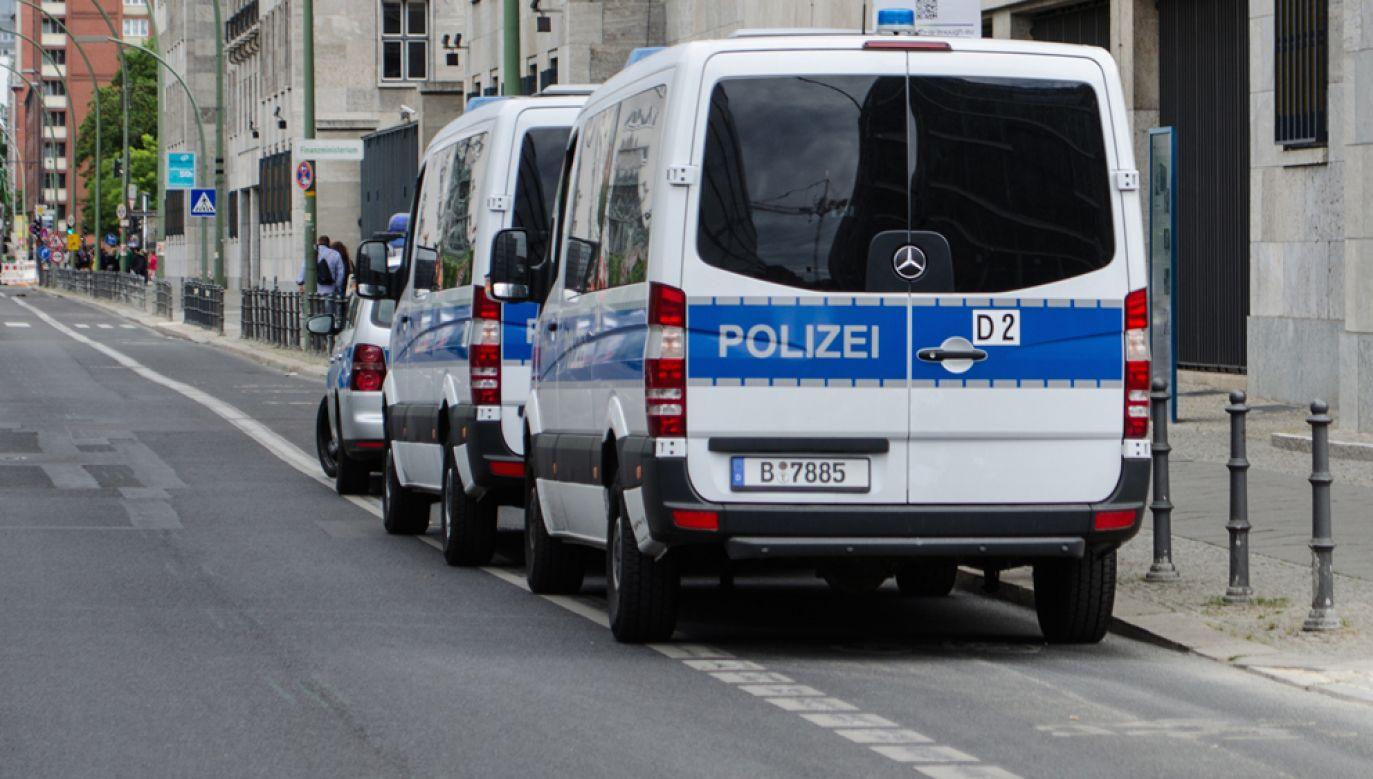 37-letnia obywatelka Norwegii oraz jej 12-letni syn zostali zatrzymani przez niemiecką policję w Rostoku (zdjęcie ilustracyjne) (fot. David Crespo / Contributor / Getty Images)
