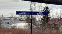 Warto poprawić pisownię tej ulicy (fot. Zbigniew Barański)