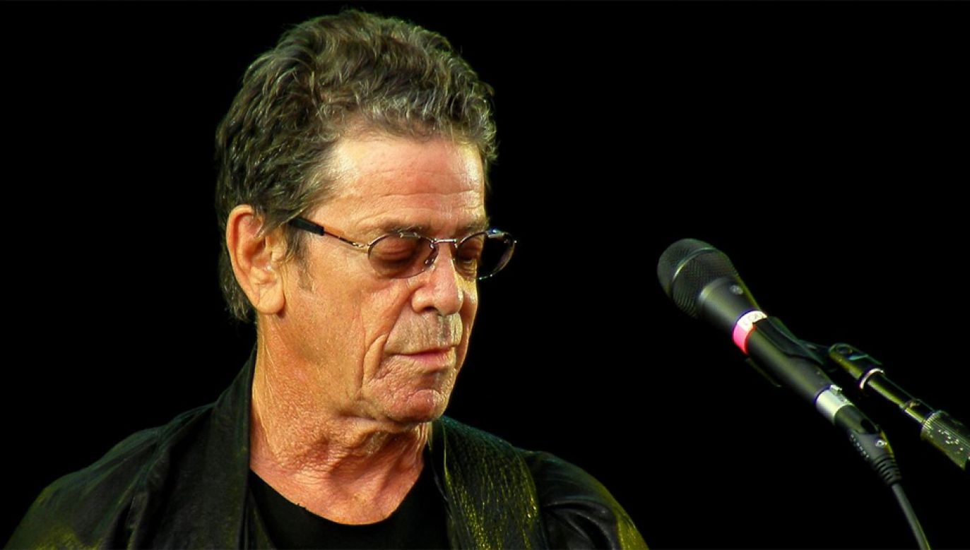 Lou Reed zmarł w 2013 roku w wieku 71 lat (fot. Wiki)