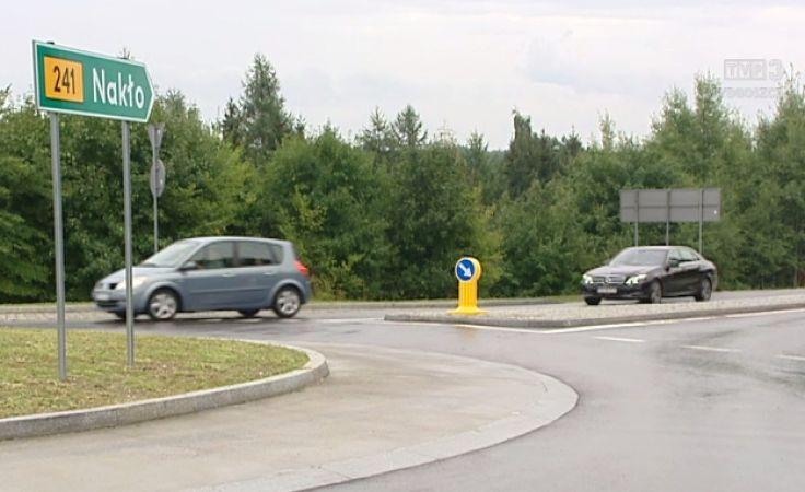 Rondo połączyło w Więcborki dwie drogi wojewódzkie