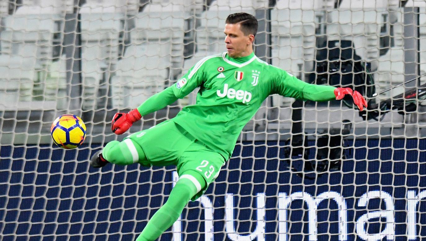 Wojciech Szczęsny, a goalkeeper of Juventus . Photo: Alessandro Sabattini/Getty Images