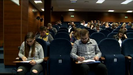 Najlepsi młodzi ekonomiści z regionu walczyli w konkursie